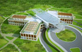 HCM-Nhà điều hành sân Golf C.T SPHINX