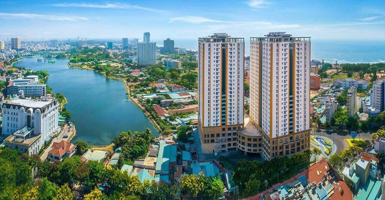 IBST thi công sàn cáp dự ứng lực tại chung cư Bàu Sen