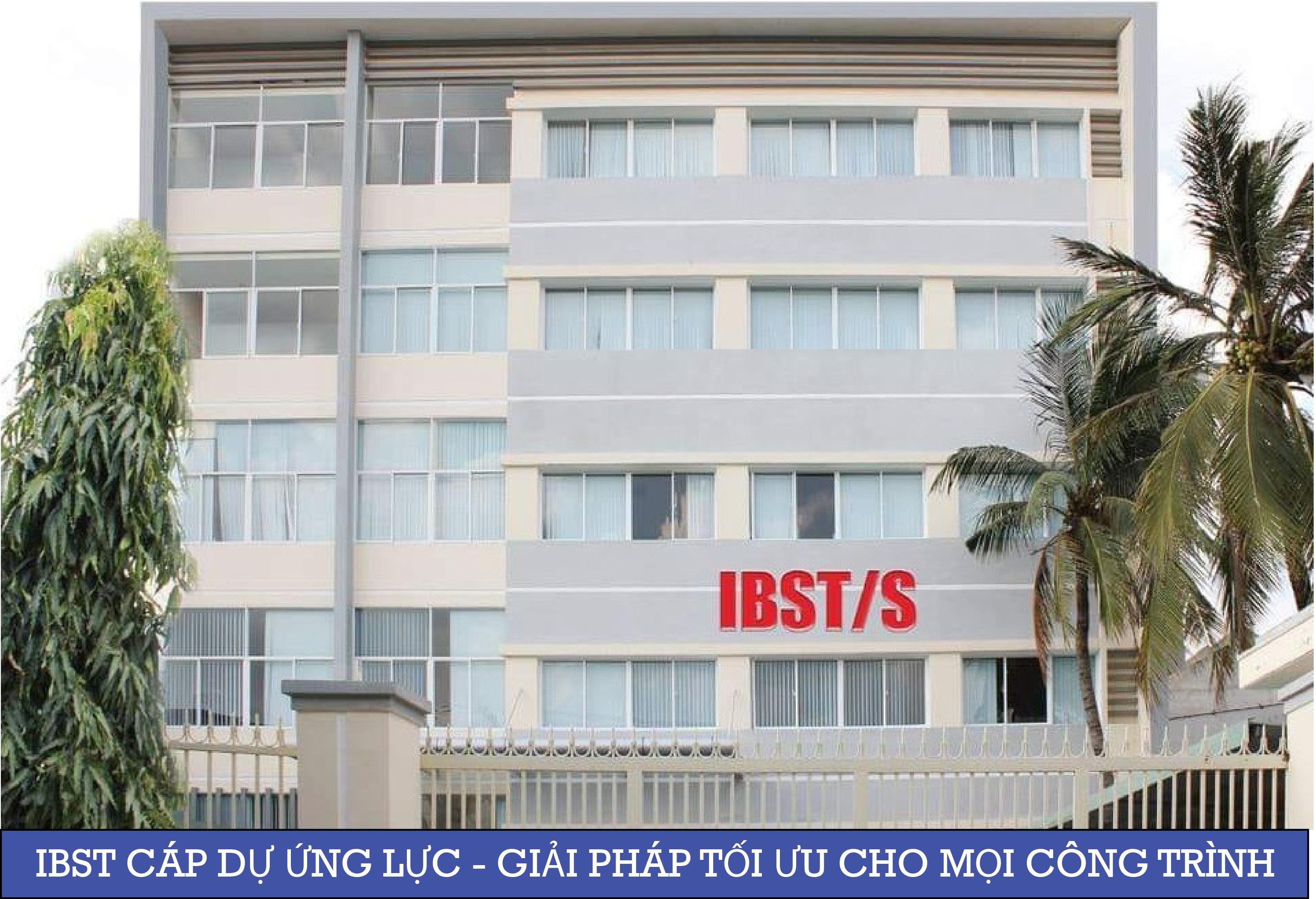 Nhà thầu cáp dự ứng lực IBST
